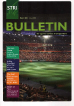 Bulletin for Sports Surface Management Cover