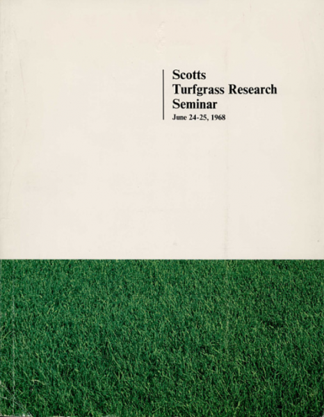 Proceedings of the Scotts Turfgrass Research Conference.png