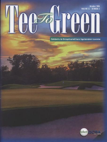 Tee to Green
